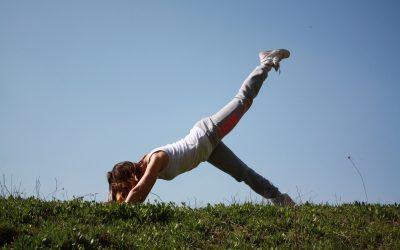 Objevte kouzlo Pilates