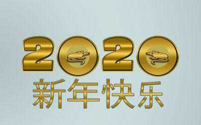 2020 Rok Kovové Krysy